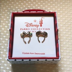 New Disney Parks Collection Mini Earrings